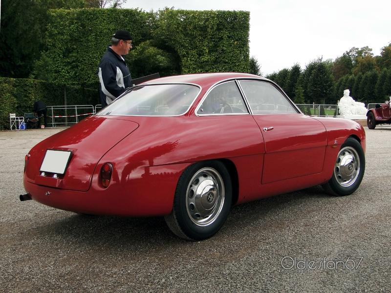 Alfa Romeo Giulietta Sprint Zagato 1961 oldiesfan67