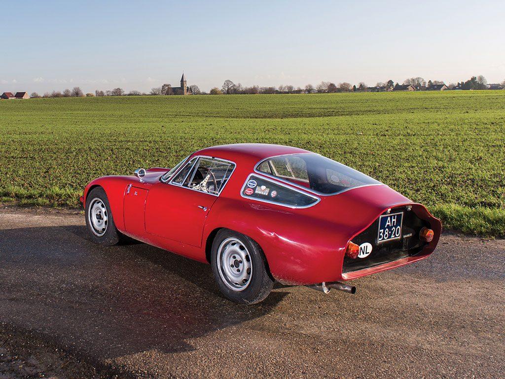 Alfa Romeo Giulietta Sprint Zagato 1962 autoblog nl R