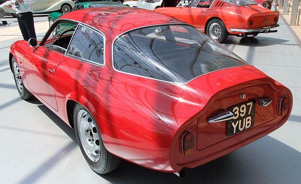 Alfa Romeo Giulietta Sprint Zagato 1962 blogspot com   R