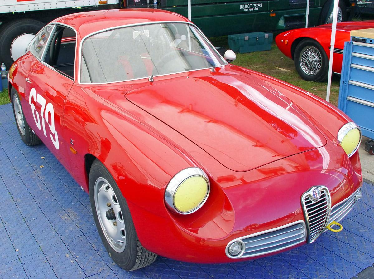 Alfa Romeo Giulietta Sprint Zagato 1962 coachbuild com Zagato_Alfa_Romeo_Giulietta_SZ_1_09