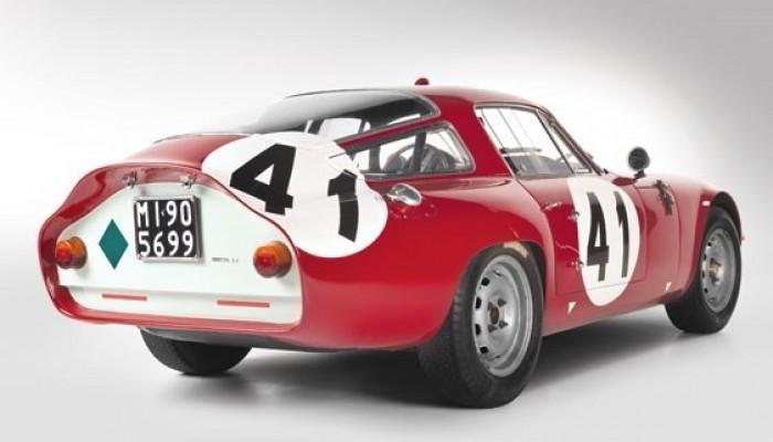 Alfa Romeo Giulietta Sprint Zagato 1962 mw