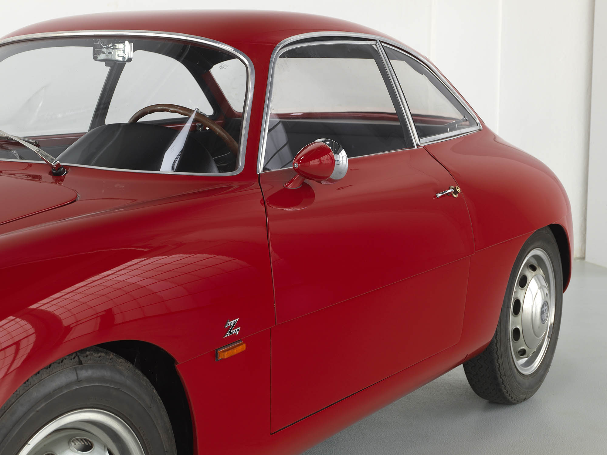 Alfa Romeo Giulietta Sprint Zagato 1963 dorootheum com
