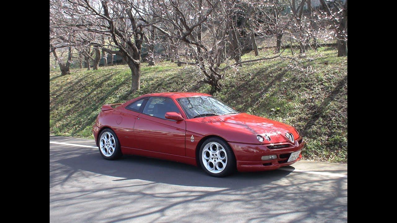 Alfa Romeo GTV 1999 youtube