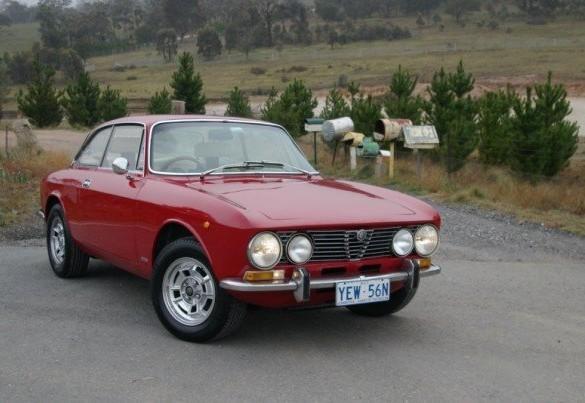 Alfa Romeo GTV 2000 1975 shannons com au 1975-alfa-romeo-105-gtv-2000