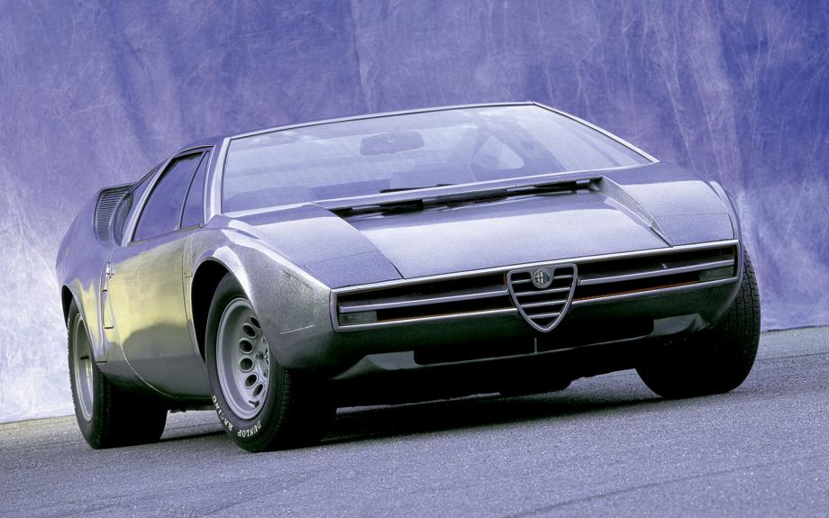 Alfa Romeo Iguana Concept 1969 carpixel