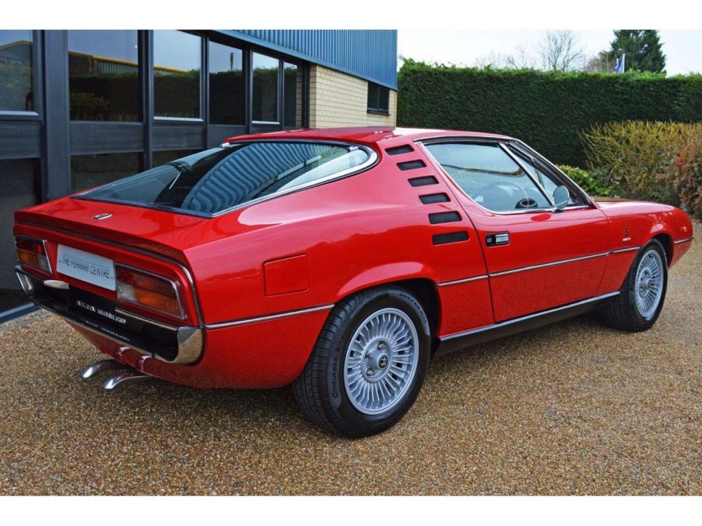 Alfa Romeo Montreal 1975 bridgeclassiccars co uk 1975-Alfa-Romeo-Montreal-04-1024x768