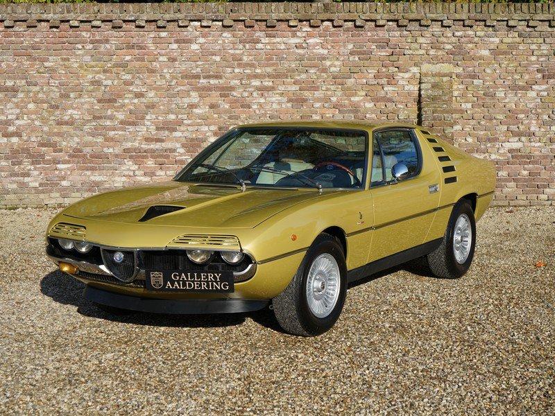 Alfa Romeo Montreal 1975 carandclassic co uk 12583963