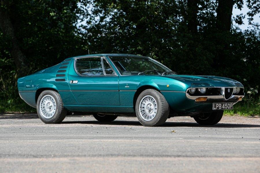 Alfa Romeo Montreal 1975 carandclassic co