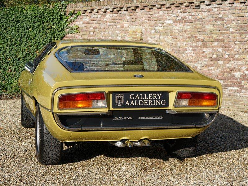 Alfa Romeo Montreal 1975 carandclassic