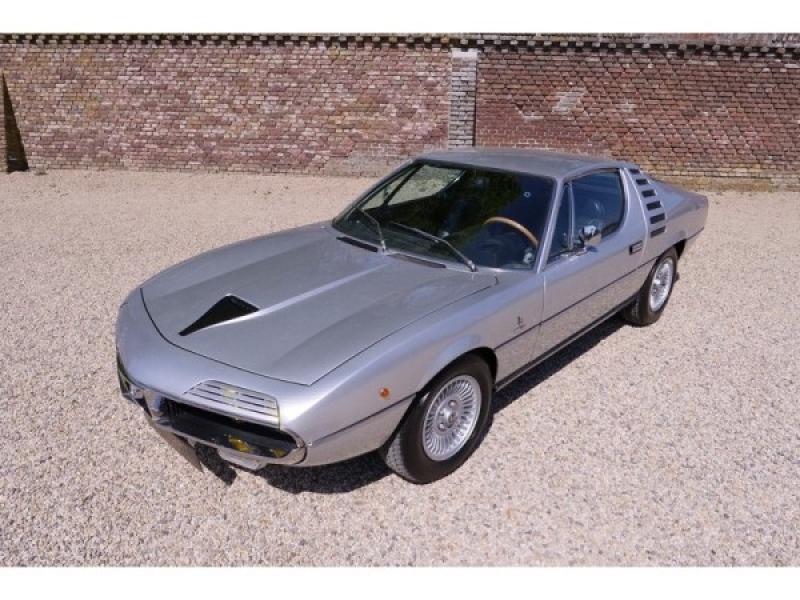 Alfa Romeo Montreal 1975 classiccarsalesusa com 0e46fc87892f5f8b608a78f1d0c691ac