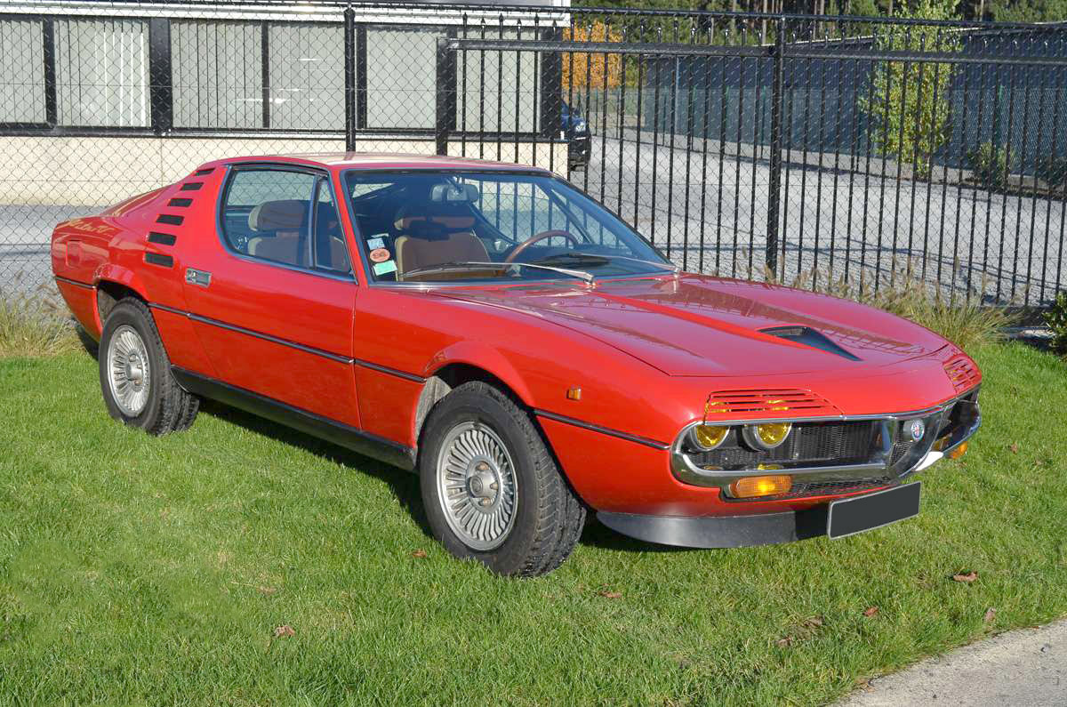 Alfa Romeo Montreal 1975 coys