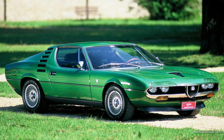 Alfa Romeo Montreal V8 1970 ceb97587