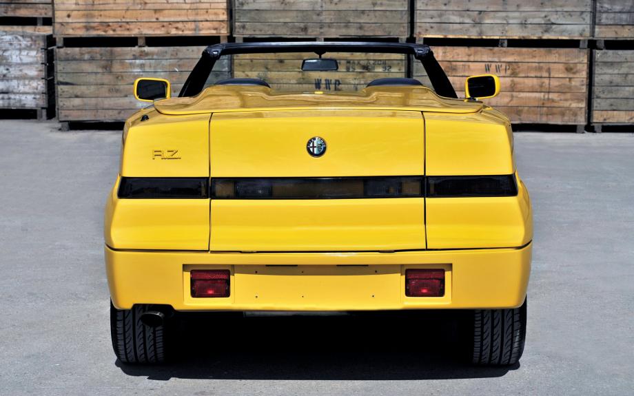 Alfa Romeo RZ 1992 carpixel