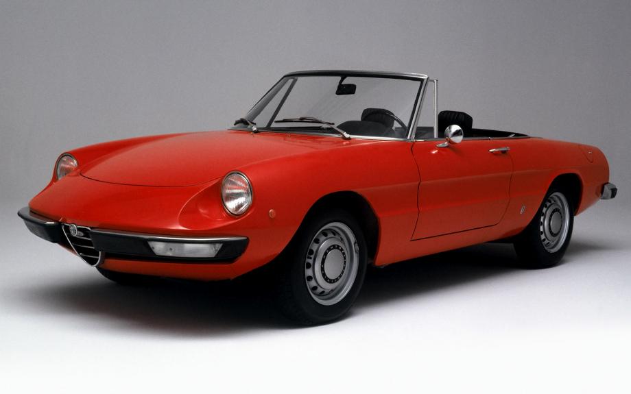 Alfa Romeo Spider 1300 Junior 1969 carpixel
