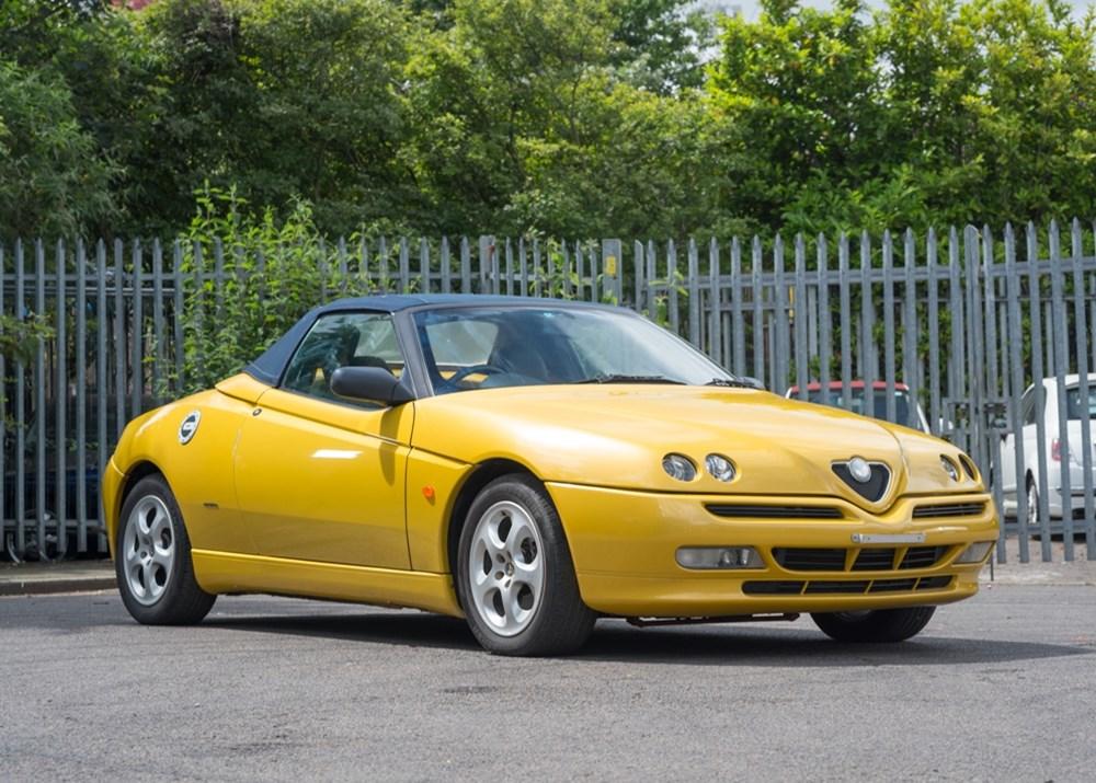 Alfa Romeo Spider 1999 historics co