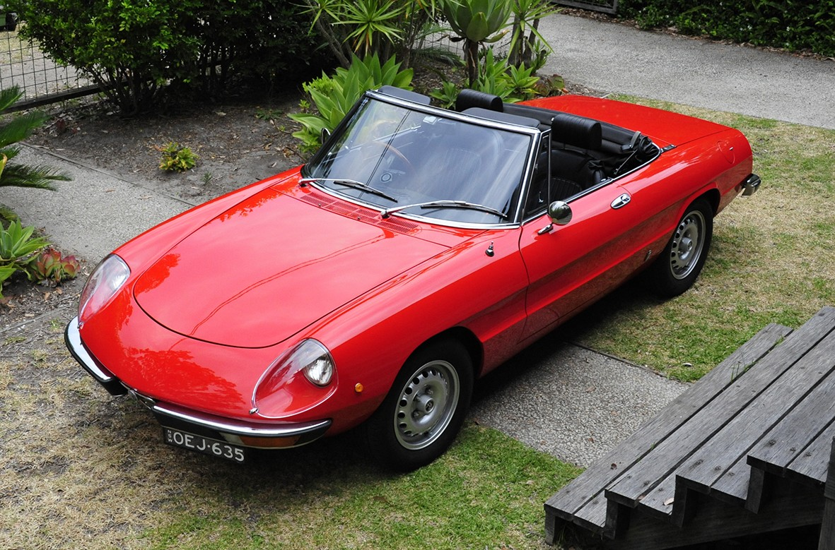 Alfa Romeo Spider 2000 1975 shannons com au 1975-alfa-romeo-spider-2000