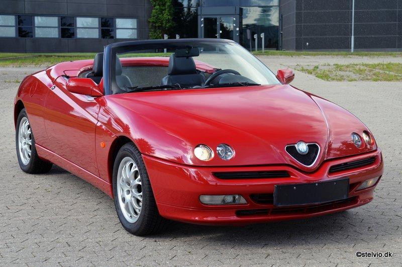 Alfa Romeo Spider 2