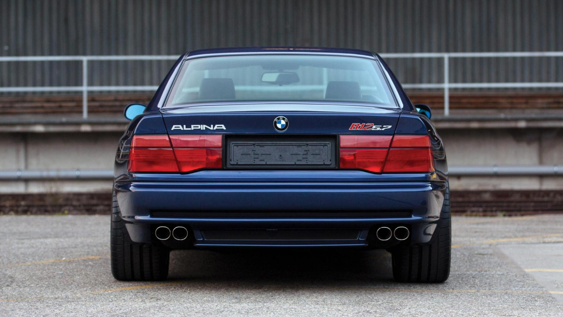 Alpina BMW B12 5