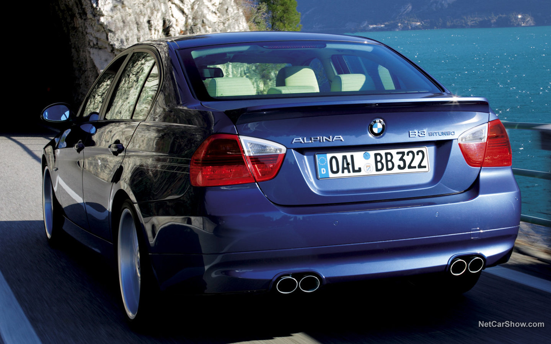 Alpina BMW B3 Bi-Turbo 2007 956a34eb