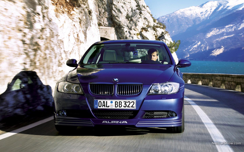 Alpina BMW B3 Bi-Turbo 2007 eb59a273