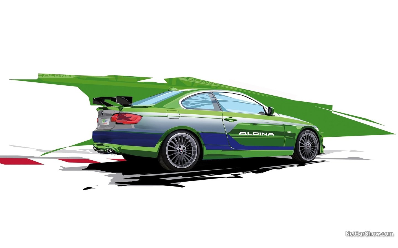 Alpina BMW B3 GT3 2012 2e70bae0