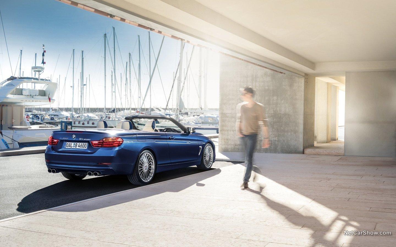 Alpina BMW B4 Bi-Turbo Cabrio 2015 af6539fe