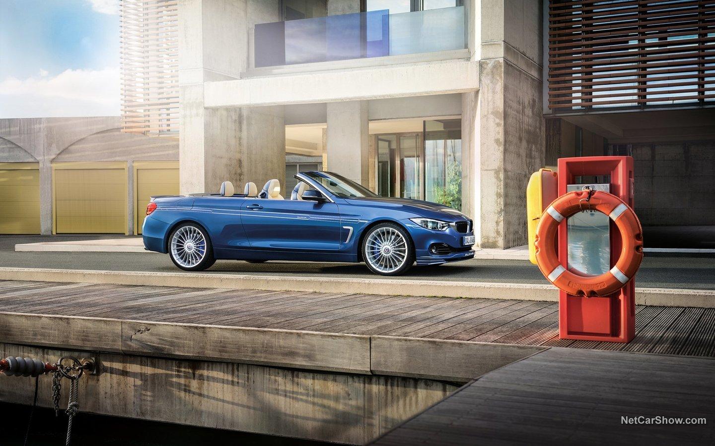 Alpina BMW B4 Bi-Turbo Cabrio 2015 dff5d3c9