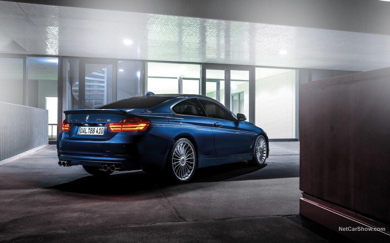 Alpina BMW B4 Bi-Turbo Coupe 2014 20211042