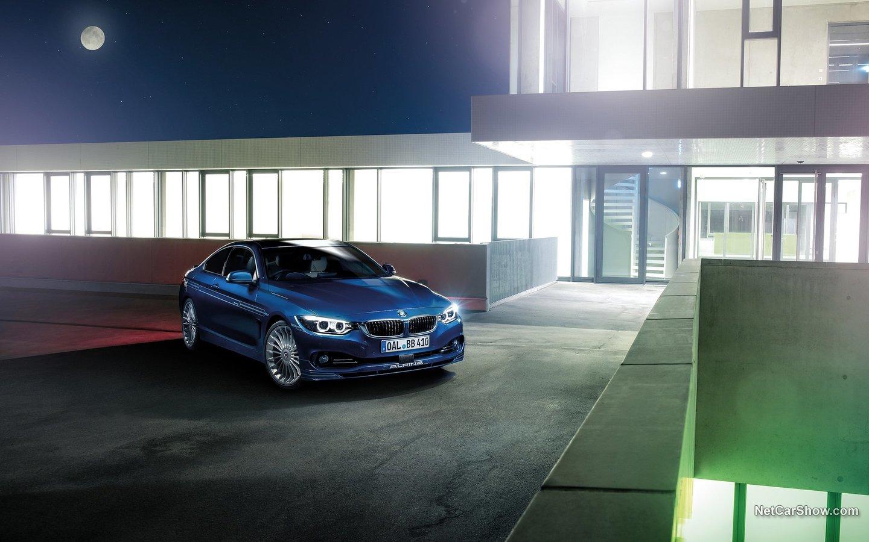 Alpina BMW B4 Bi-Turbo Coupe 2014 766ee54a