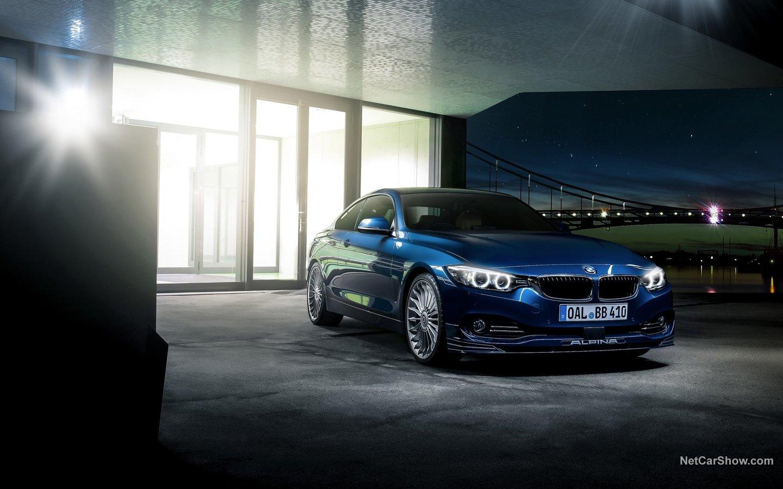 Alpina BMW B4 Bi-Turbo Coupe 2014 80238f36