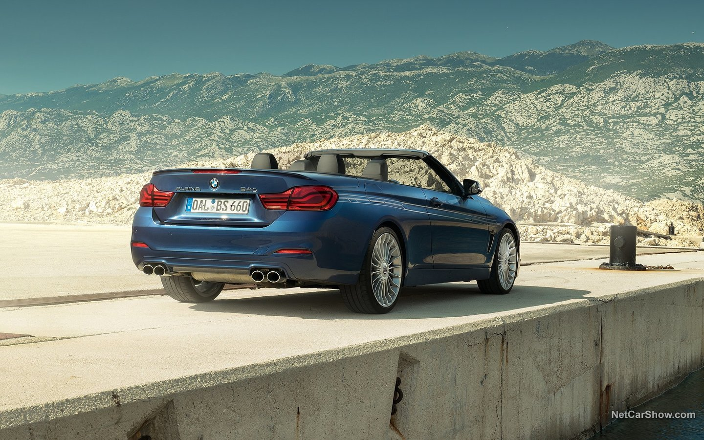 Alpina BMW B4 S Bi-Turbo Convertible 2018 061825a8