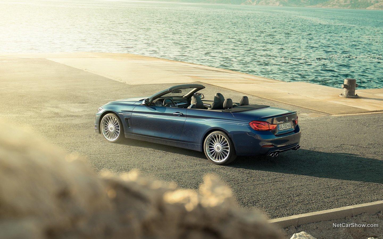 Alpina BMW B4 S Bi-Turbo Convertible 2018 9d776906