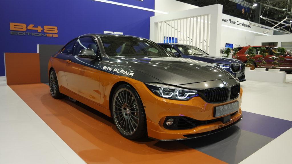 Alpina BMW B4S Bi-Turbo Coupé AWS Edition 99 2019 3280076-1024x576
