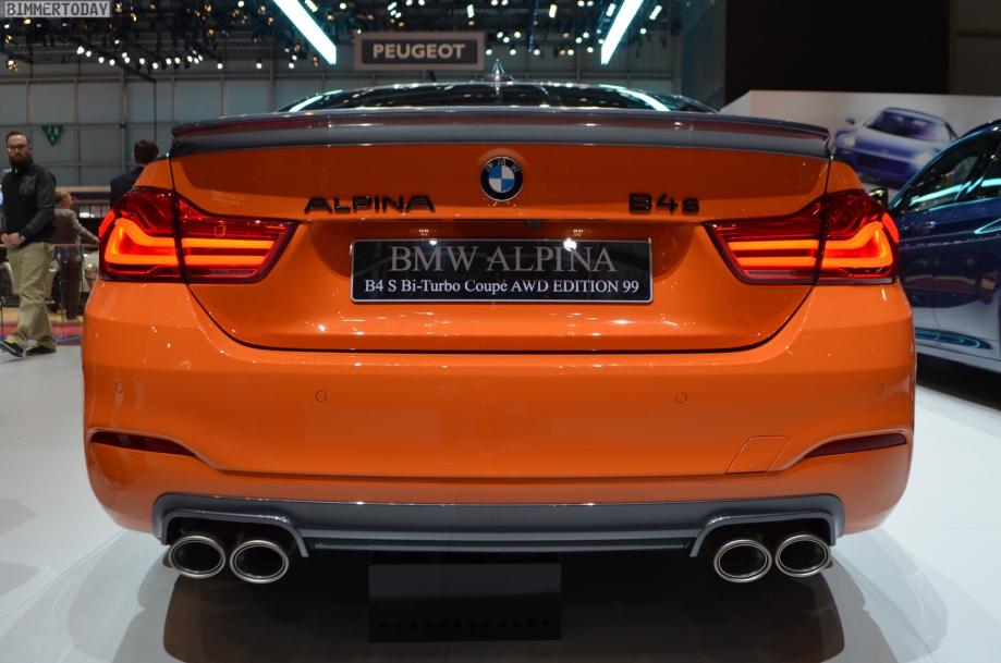 Alpina BMW B4S Bi-Turbo Coupé AWS Edition 99 2019 bmwblog com Genf-2019-BMW-Alpina-B4-S-Edition-99-Live-06