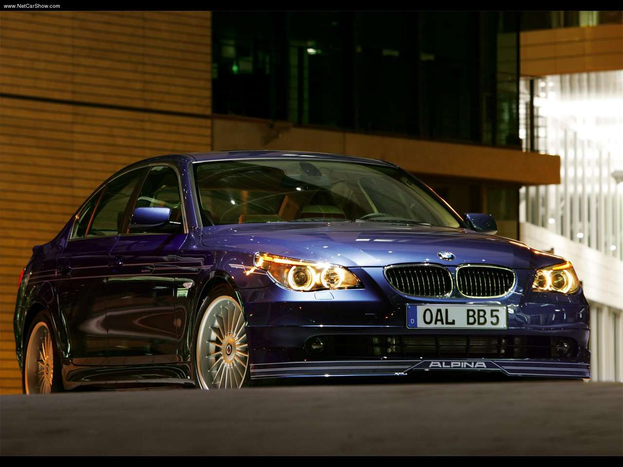 Alpina BMW B5 2005 &Alpina-BMW_B5-2005-1280-01