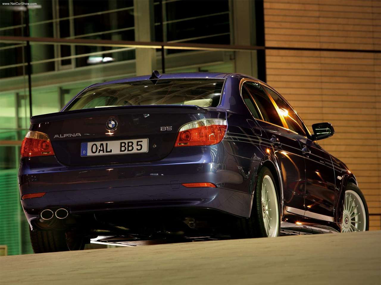 Alpina BMW B5 2005 Alpina-BMW_B5-2005-1280-02