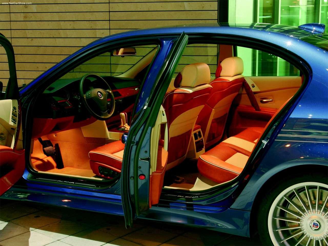 Alpina BMW B5 2005 Alpina-BMW_B5-2005-1280-03