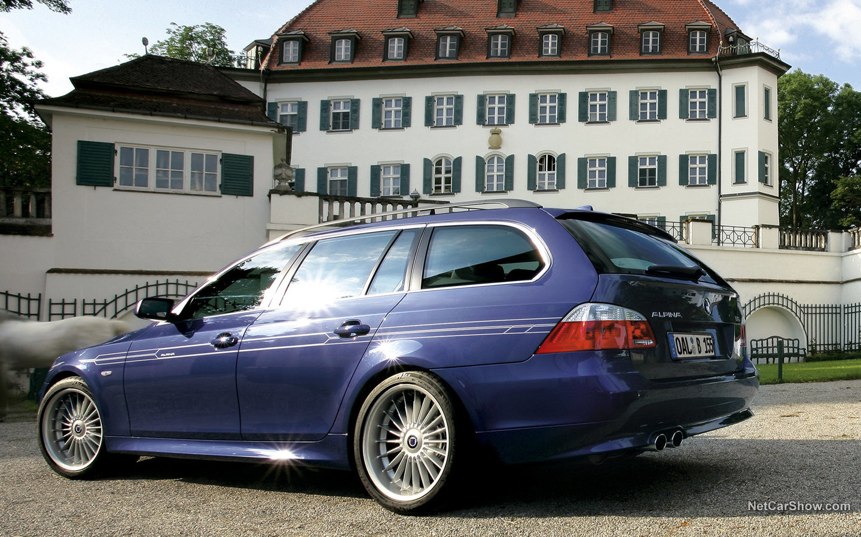 Alpina BMW B5 2006 3e9f1a09
