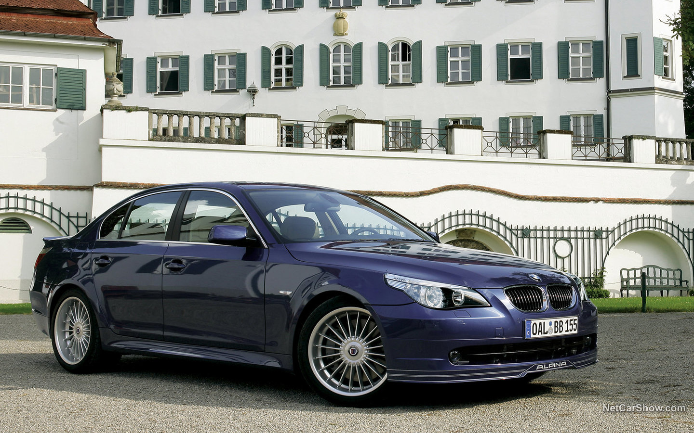 Alpina BMW B5 2006 93da7072