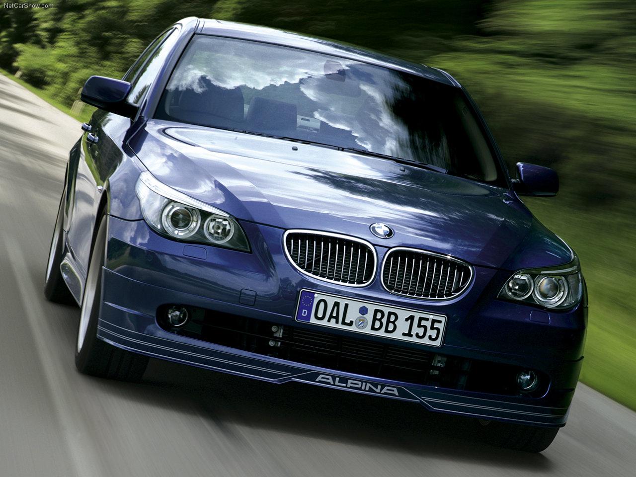 Alpina BMW B5 2006 Alpina-BMW_B5-2006-1280-02