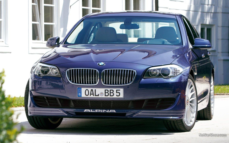 Alpina BMW B5 Bi-Turbo 2011 b19a879b