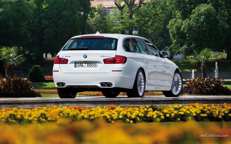Alpina BMW B5 Bi-Turbo Touring 2011 501c3a07