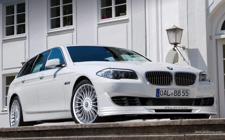 Alpina BMW B5 Bi-Turbo Touring 2011 bff8f6cc