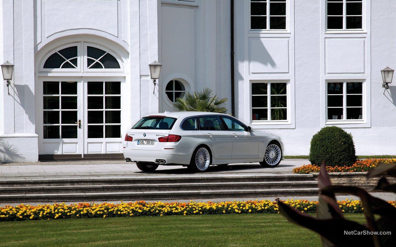 Alpina BMW B5 Bi-Turbo Touring 2011 c2a835a0