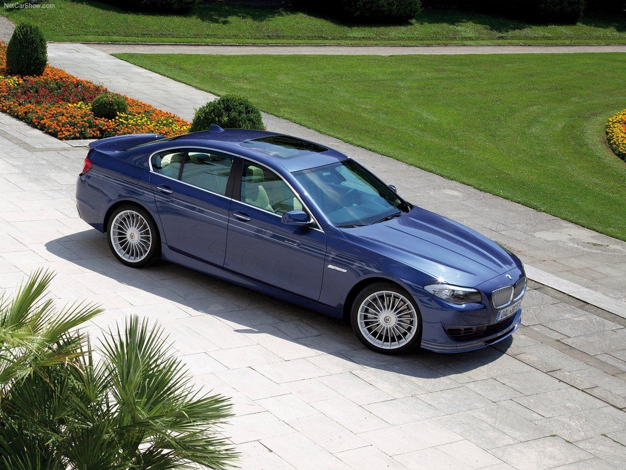 Alpina BMW B5 BiTurbo 2011 &Alpina-BMW_B5_Bi-Turbo-2011-1280-02
