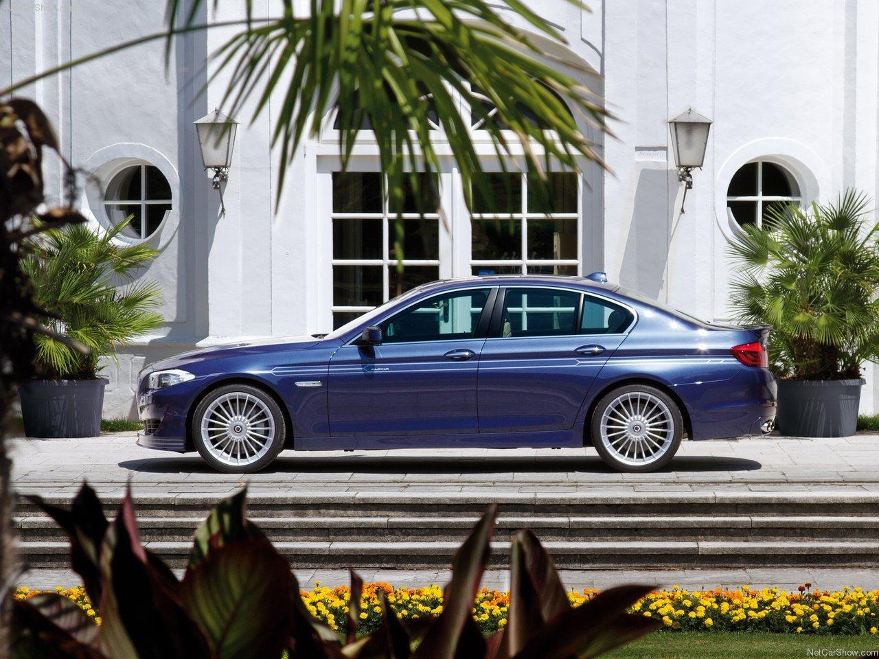 Alpina BMW B5 BiTurbo 2011 &Alpina-BMW_B5_Bi-Turbo-2011-1280-05