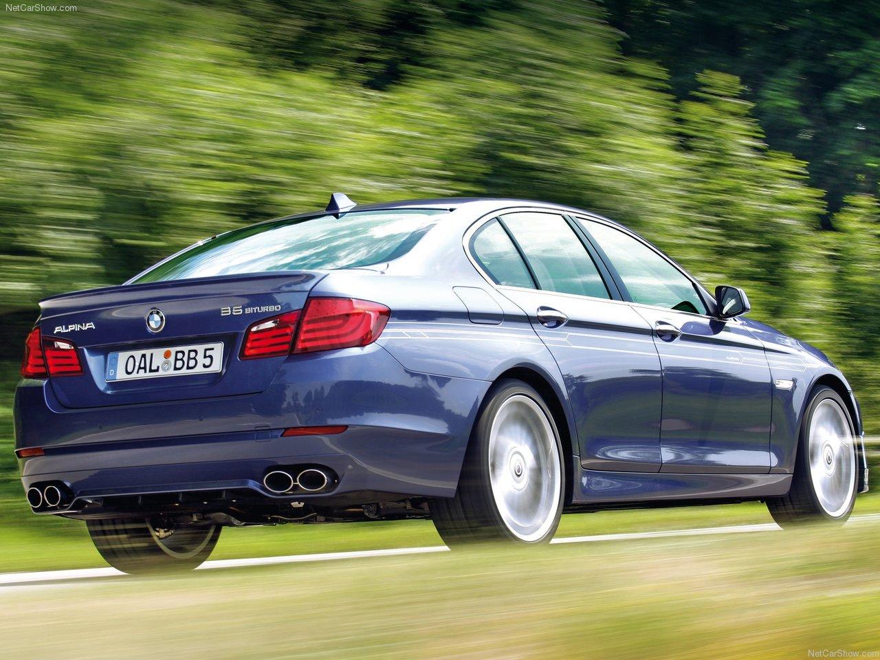 Alpina BMW B5 BiTurbo 2011 &Alpina-BMW_B5_Bi-Turbo-2011-1280-07
