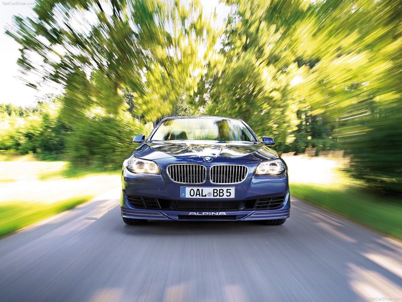 Alpina BMW B5 BiTurbo 2011 &Alpina-BMW_B5_Bi-Turbo-2011-1280-09