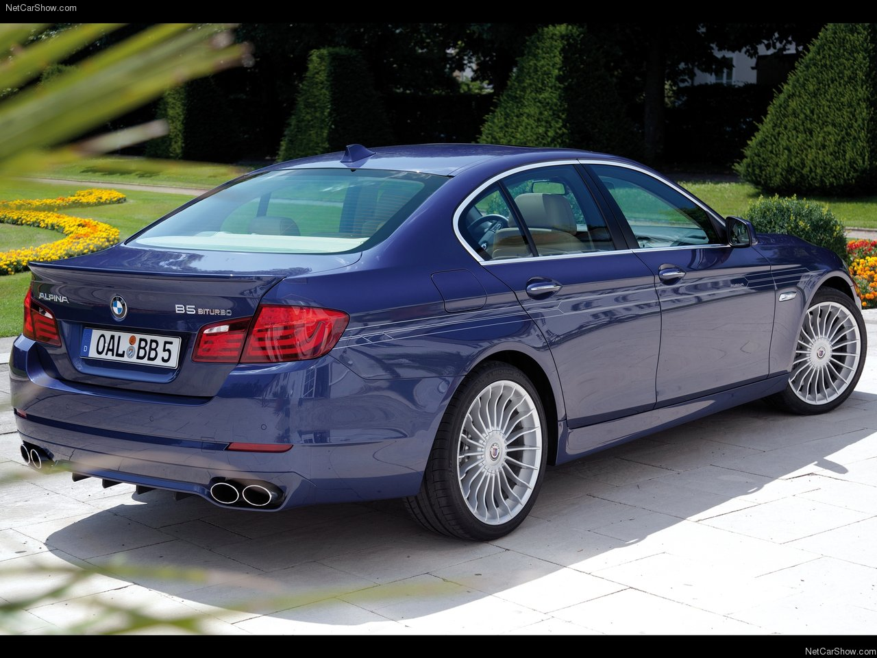 Alpina BMW B5 BiTurbo 2011 &Alpina-BMW_B5_Bi-Turbo-2011-1280-0a