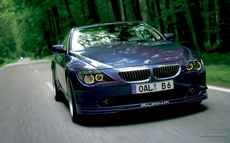 Alpina BMW B6 2006 55a30d02